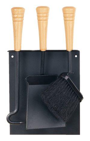 wandgarnitur sch ssmetall sven schwarz buche. Black Bedroom Furniture Sets. Home Design Ideas