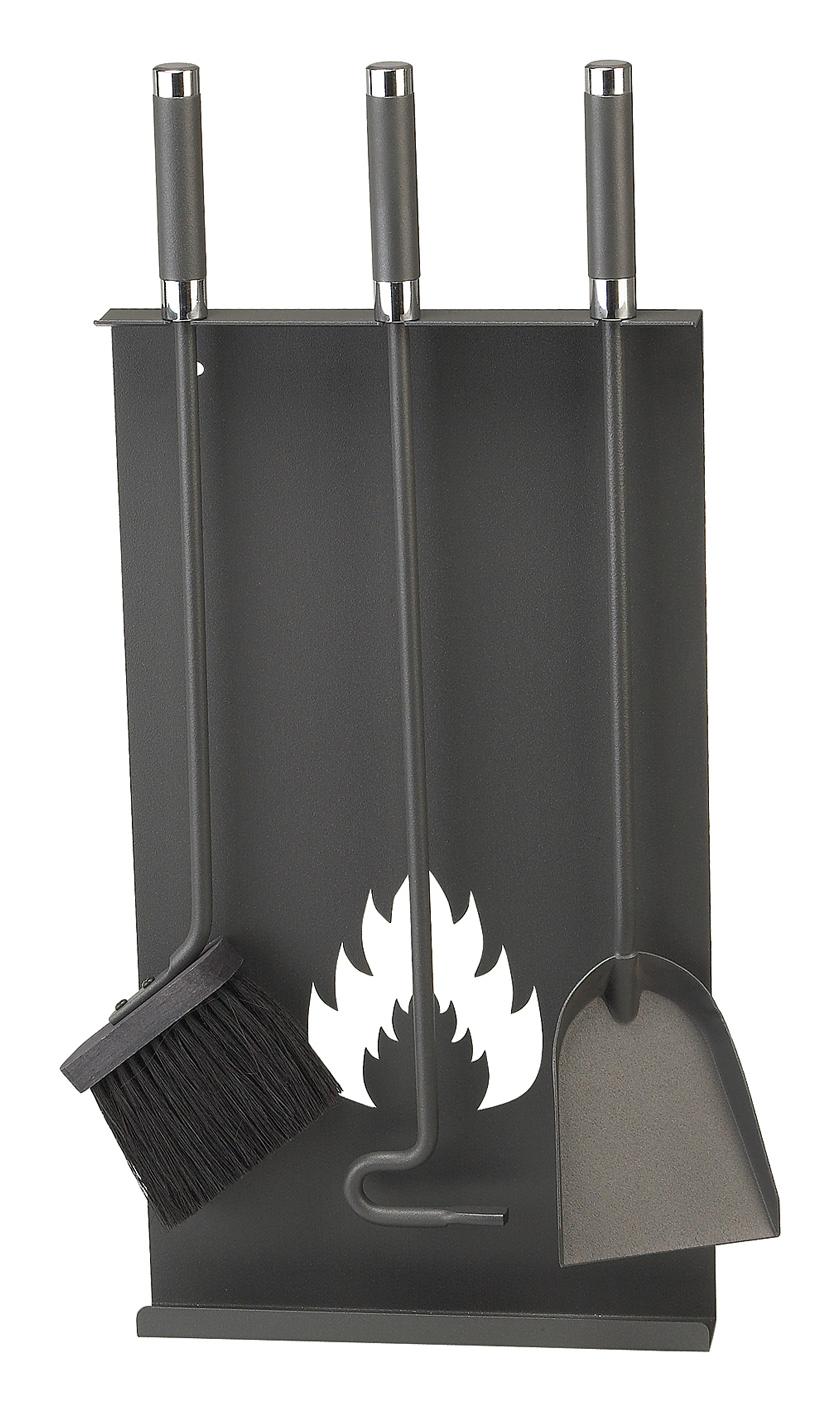 wandgarnitur sch ssmetall lendon 2 anthrazit. Black Bedroom Furniture Sets. Home Design Ideas
