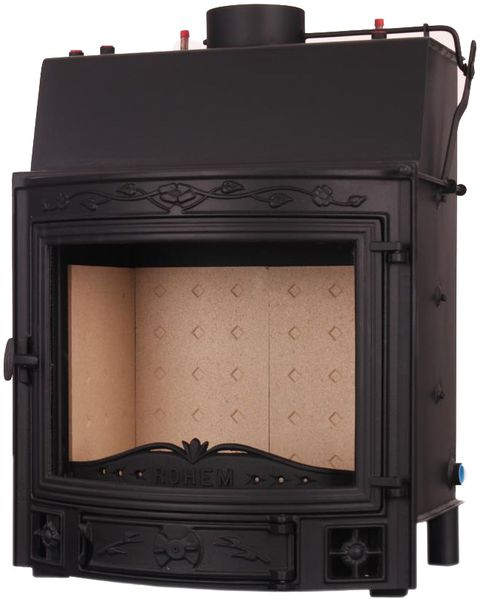 kamineinsatz wasserf hrend rohem panorama i 24 kw 2. Black Bedroom Furniture Sets. Home Design Ideas