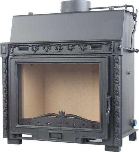 kamineinsatz wasserf hrend rohem rubin 18 kw 2 bimschv. Black Bedroom Furniture Sets. Home Design Ideas