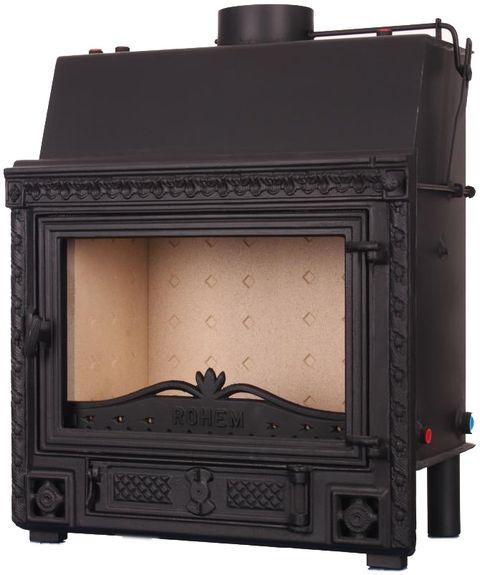kamineinsatz wasserf hrend rohem aquatech saphir 29 3 kw 2. Black Bedroom Furniture Sets. Home Design Ideas
