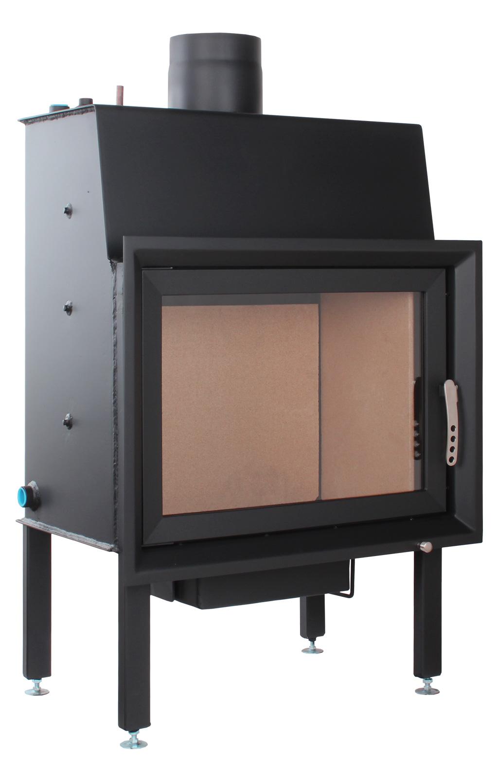 kamineinsatz wasserf hrend rohem aquatech egra 24 0 kw mit. Black Bedroom Furniture Sets. Home Design Ideas