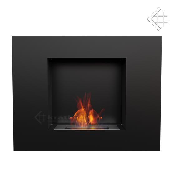 bio ethanol kamin quat schwarz wandkamin deko bioethanol. Black Bedroom Furniture Sets. Home Design Ideas