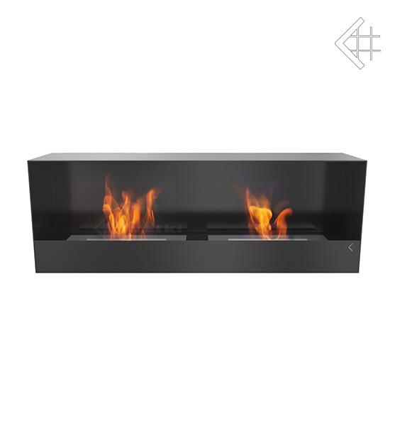 bio ethanol kamin quebec schwarz wandkamin design bioethanol wand kamin. Black Bedroom Furniture Sets. Home Design Ideas