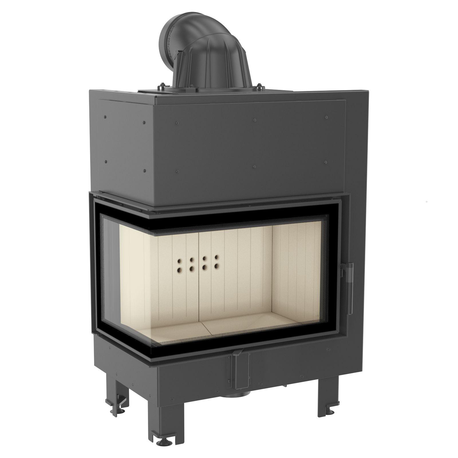 kamineinsatz kratki mbm 10 kw linke seitenscheibe. Black Bedroom Furniture Sets. Home Design Ideas