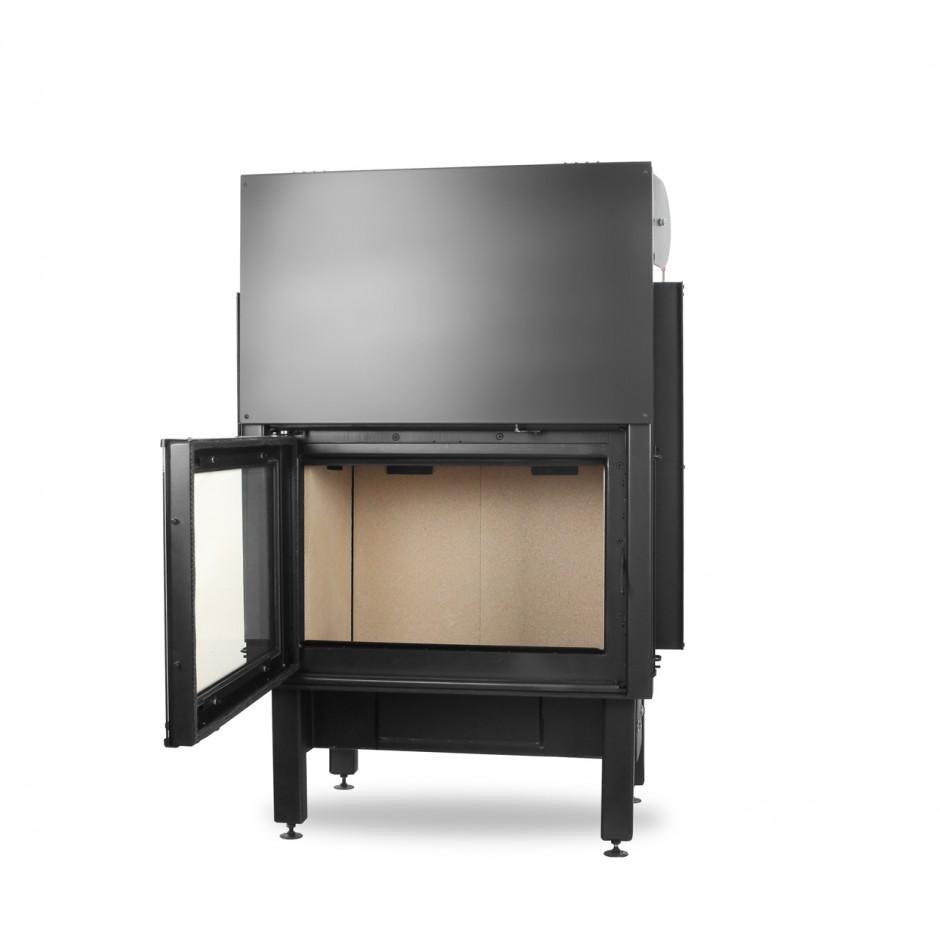kamineinsatz wasserf hrend rohem egra ht 24 0kw mit. Black Bedroom Furniture Sets. Home Design Ideas