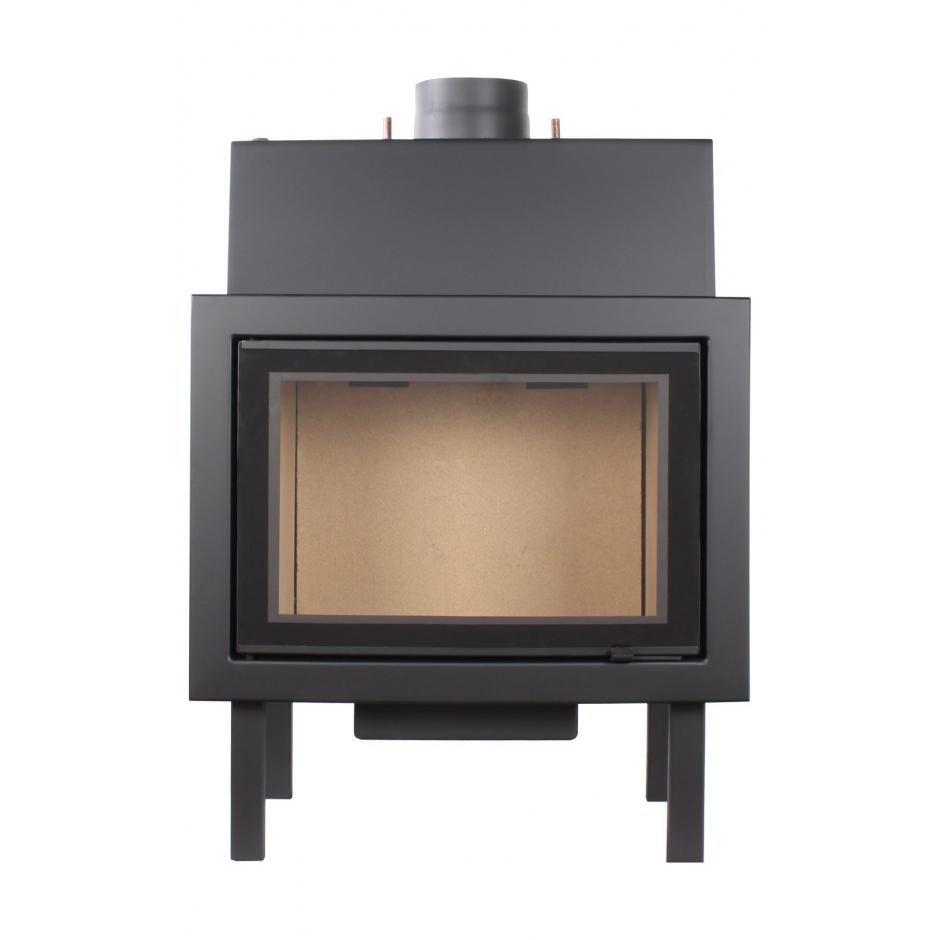 kamineinsatz wasserf hrend rohem egra 14 4 kw. Black Bedroom Furniture Sets. Home Design Ideas