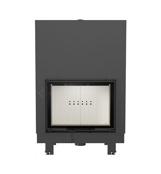 kamineinsatz kratki mba 17 kw mit hebet r schiebet r. Black Bedroom Furniture Sets. Home Design Ideas