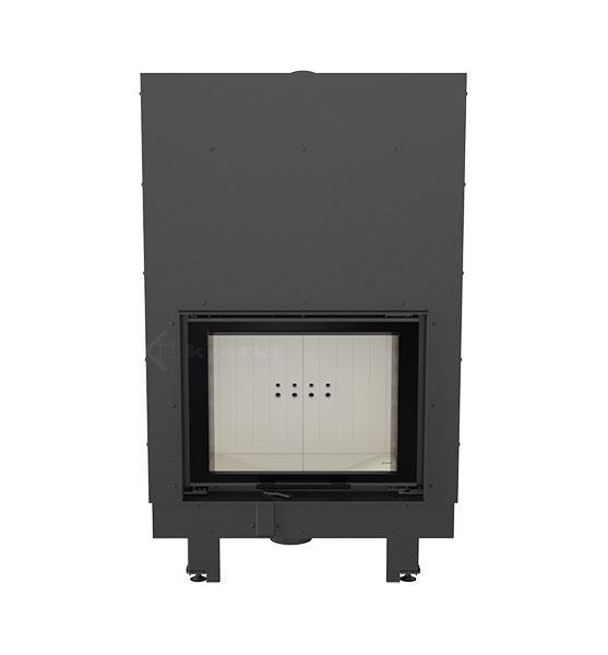 kamineinsatz kratki mbz 13 kw mit hebet r schiebet r. Black Bedroom Furniture Sets. Home Design Ideas