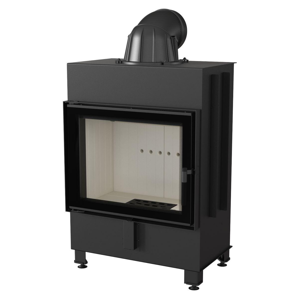 kamineinsatz kratki lucy 12 kw. Black Bedroom Furniture Sets. Home Design Ideas