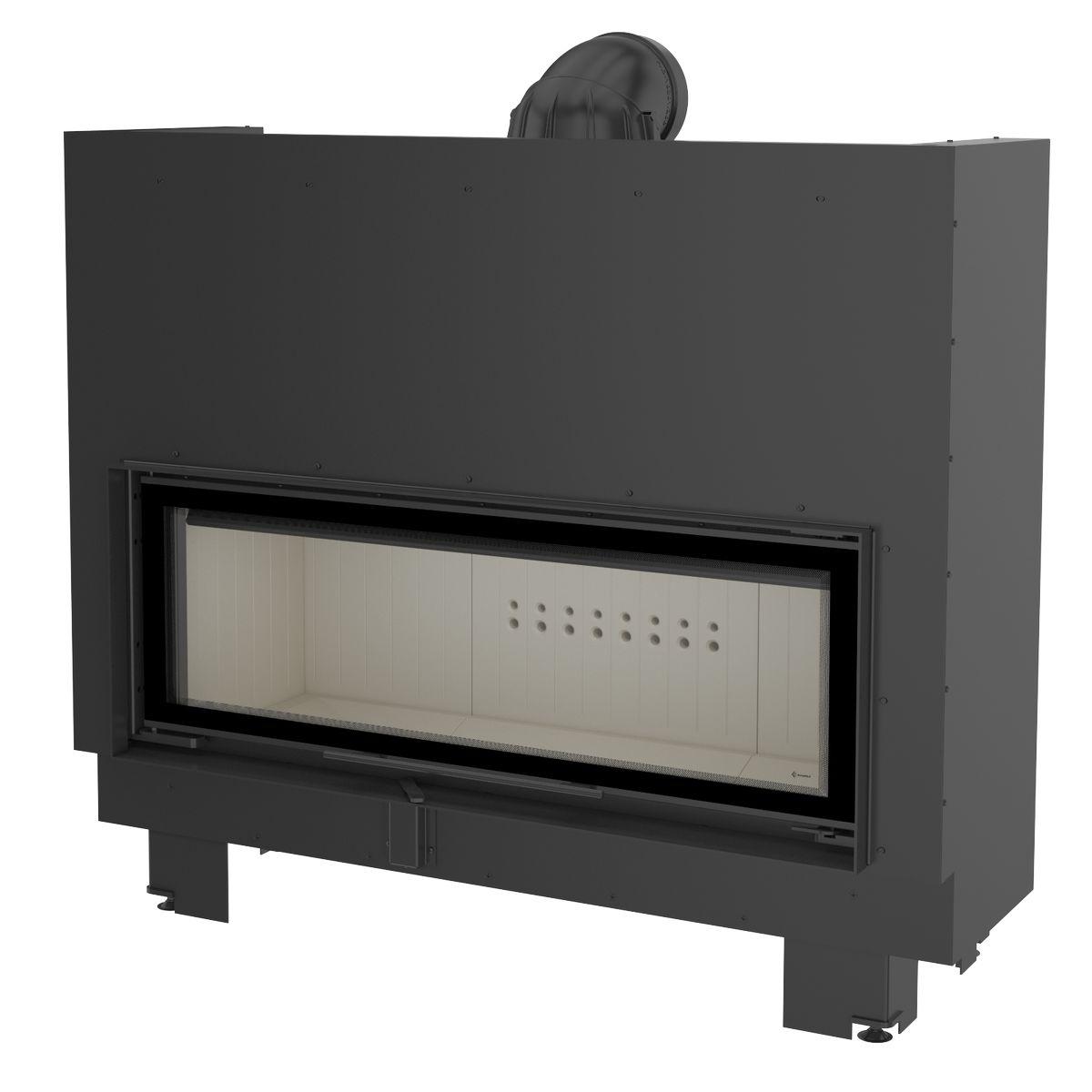 kamineinsatz 22 kw kratki mb 120 heizeinsatz mit hebet r xl scheibe 1 15 m breit ebay. Black Bedroom Furniture Sets. Home Design Ideas