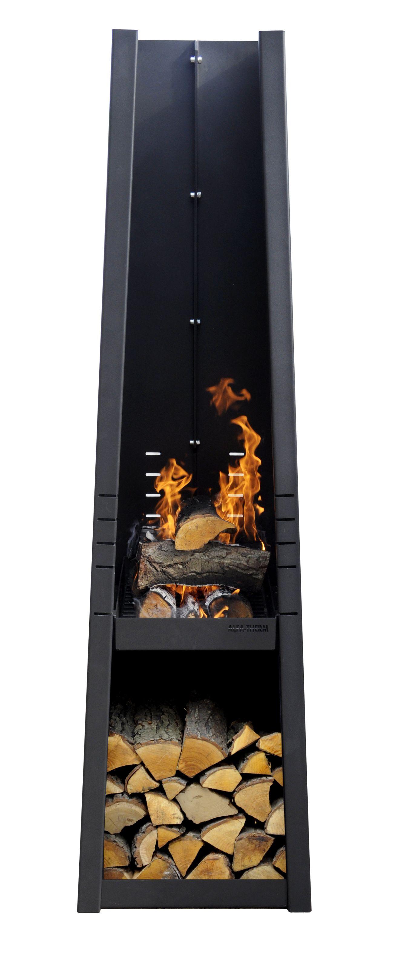 grillkamin michael gartengrillkamin gartengrill h he 1 80 m edelstahl grillrost ebay. Black Bedroom Furniture Sets. Home Design Ideas