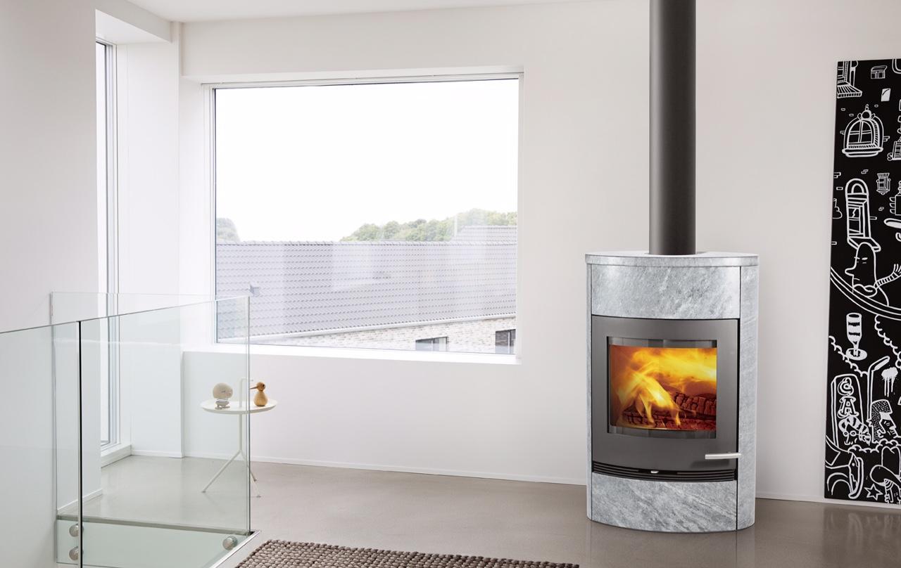 kaminofen termatech tt22hst stahl mit speckstein und w rmespeicher hst 7 5 kw sc. Black Bedroom Furniture Sets. Home Design Ideas
