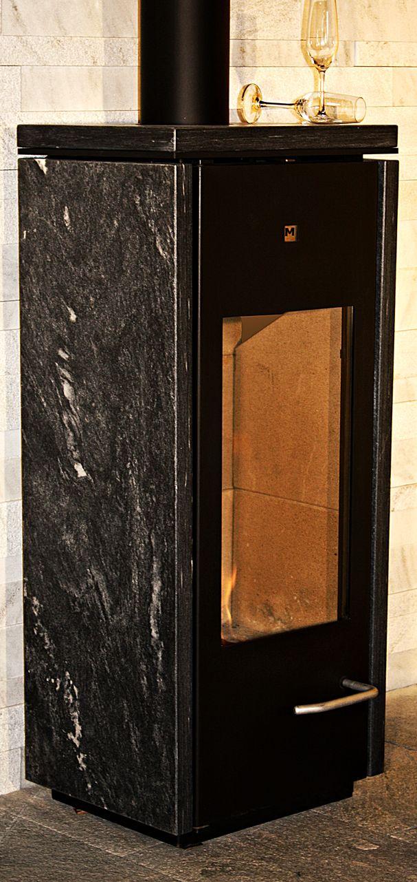 kaminofen trento quatro naturstein speckstein 6 9 kw. Black Bedroom Furniture Sets. Home Design Ideas