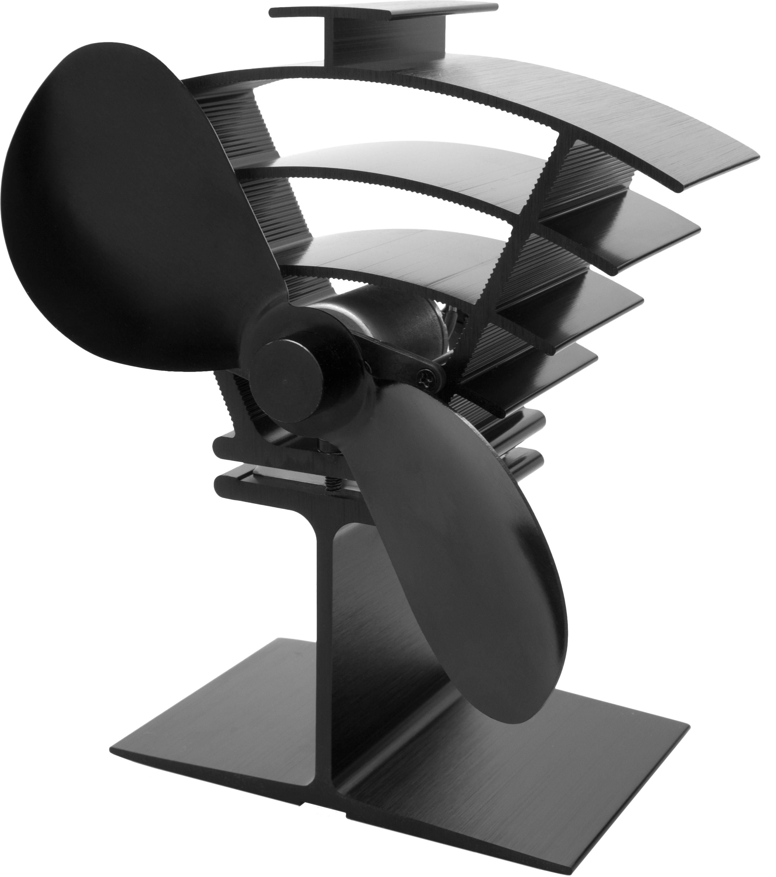 ventum ii kaminofen ventilator in schwarz von valiant f r holz fen. Black Bedroom Furniture Sets. Home Design Ideas