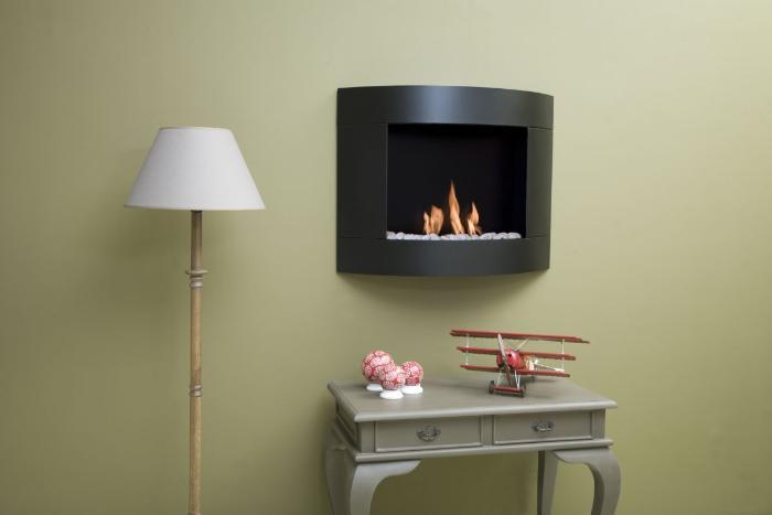 ethanol kamin diamond ii edelstahl. Black Bedroom Furniture Sets. Home Design Ideas