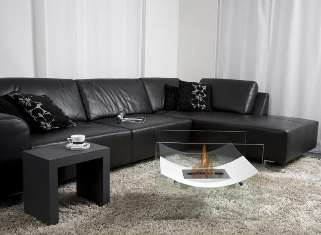 ethanol kamin veniz schwarz. Black Bedroom Furniture Sets. Home Design Ideas
